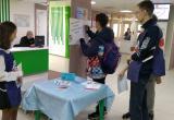 В детской поликлинике Нягани состоялась акция в преддверии Всемирного дня зрения