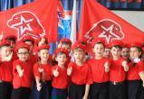 В няганской школе №11 состоялось торжественное посвящение школьников в юнармейцы. ФОТО