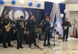 «Творческий десант МЧС» в Нягани дал концерт для участников акции «Ночь искусств-2019»