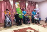 В Няганском реабилитационном центре состоялось инклюзивное мероприятие «Вместе веселее!». ФОТО