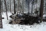 В Нижневартовском районе при пожаре погибли два охотника