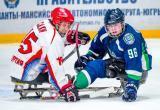 Югорские следж-хоккеисты стали чемпионами мира