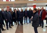 Борис Хохряков и депутаты муниципальных образований Югры посетили ряд учреждений Нягани. ФОТО