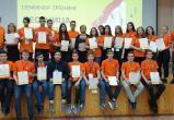 Ученики «Роснефть-классов» в Нягани стали участниками семинара «Лестница к успеху»