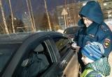 ГИБДД в Нягани проводит массовую проверку водителей. ФОТО