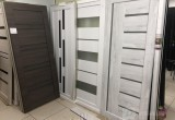 """В магазине """"Линия дверей"""" - акция на межкомнатные и сейф-двери!"""