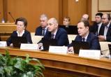 Наталья Комарова отчиталась Счетной палате о работе по ликвидации балков