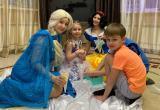 """Студия детских праздников """"ТруЛяЛя"""" запускает новую программу для маленьких принцесс """"Волшебный трон"""""""