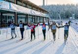 Всероссийскую массовую лыжную гонку «Лыжня России-2020» в Югре приняли 15 муниципалитетов. ФОТО