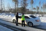 В Нягани сегодня проводится проверка водителей. ФОТО