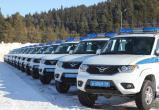 Автопарк полиции Югры пополнился новыми автомобилями. ФОТО