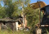 В Нягани жильцы расселённых балков не хотят переезжать