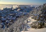 В Ханты-Мансийске 24 февраля зафиксирован новый абсолютный температурный минимум