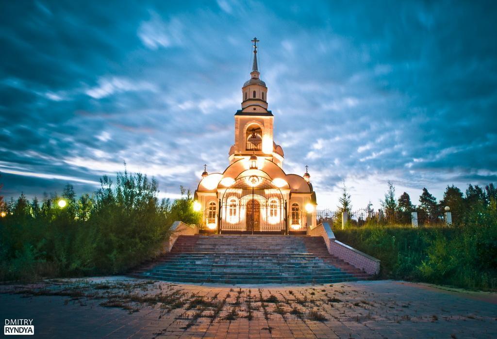 Фото Нягань, Храм Святителя Алексия - Митрополита Московского