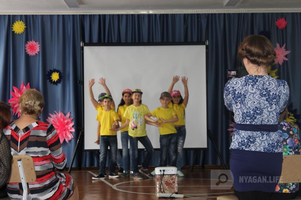 Фото Няганской школе №11 - 25 лет