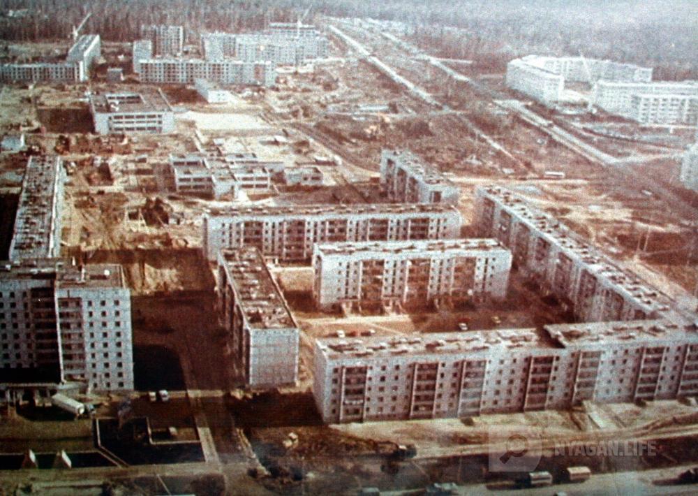 Фото Панорама города